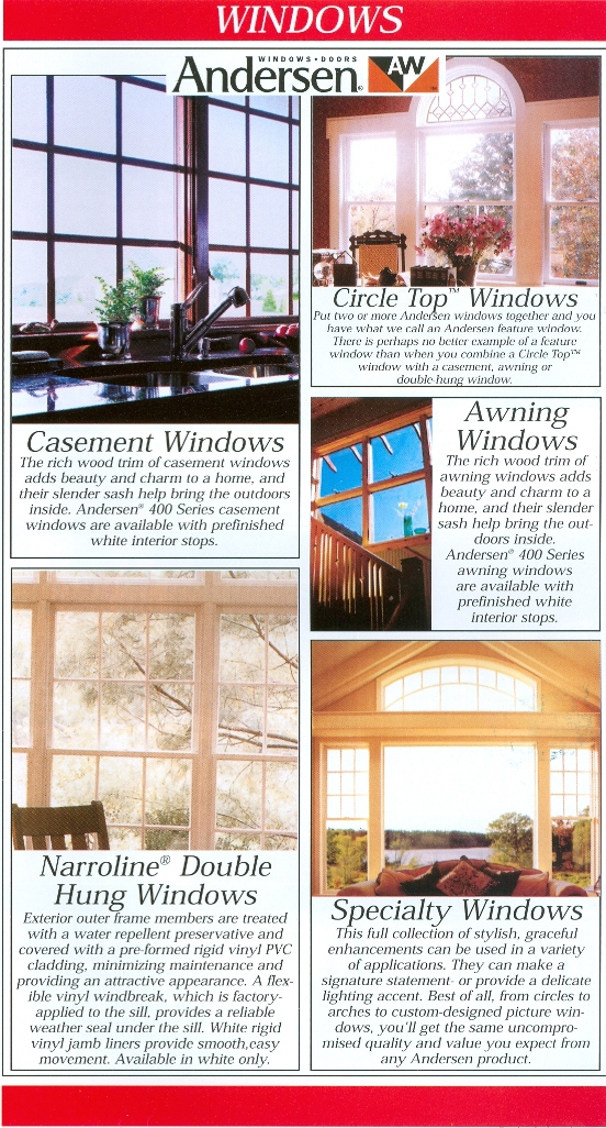 Window Brand Info - Click Here
