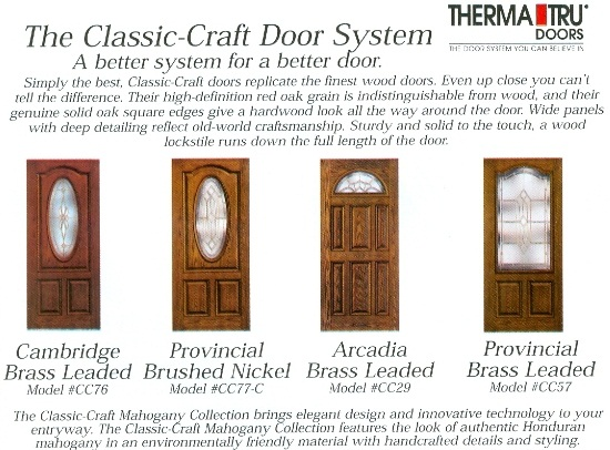 Doors by Beckerle  sc 1 st  Beckerle Lumber & Beckerle Lumber - LUMBER ONE with Doors in Rockland County NY pezcame.com