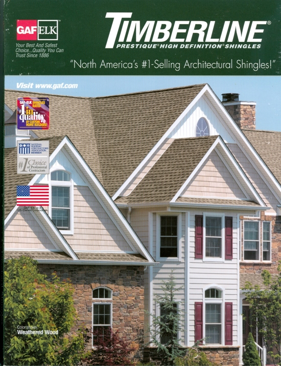 Beckerle Lumber Source Book I Gaf Roofing Page 36