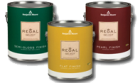 Beckerle LUMBER ONE W/Benjamin Moore Paint.    - NOW STOCKING                 - REGAL SELECT Regal� Select Paint   Benjamin Moore's premium line of time-honored Regal paint has just gotten better.   New cutting-edge formula has taken it to a new level of quality and performance.     - NOW STOCKING                 - BEN EXTERIOR ben� Exterior Paint   Eco-friendly ben� exterior paint delivers premium performance and exceptional value!  Discover how this green house paint can transform your home.