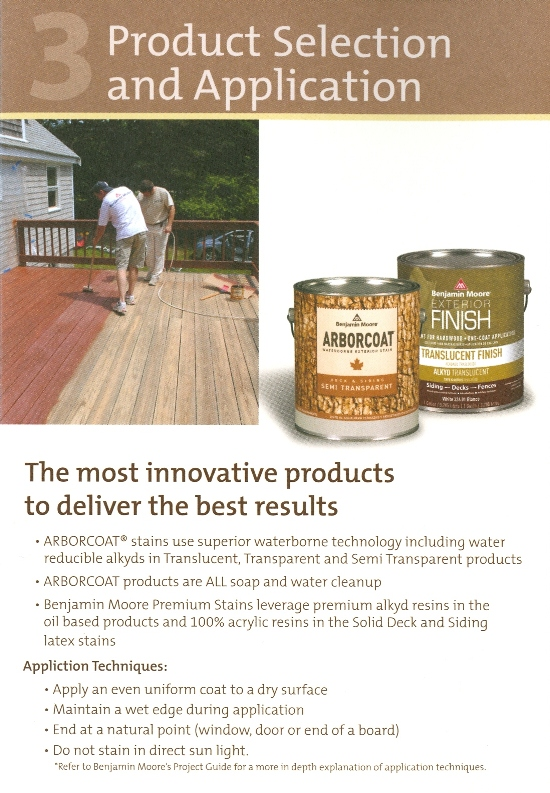 Benjamin moore arborcoat stain review ask home design for Exterior wood stain flood
