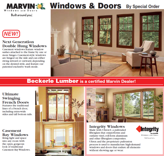 MARVIN MTO Window & Doors