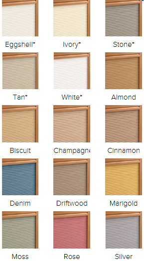Marvin Mto Integrated Shades Colors