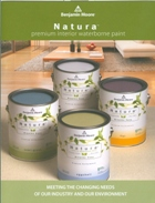 Beckerle lumber - not just lumber -                                   AURA - Benjamin Moore's BEST SELF PRIMING PAINT                                   BEN - affordable SELF PRIMING                                    NATURA - Benjamin Moore's green SELF PRIMING paint