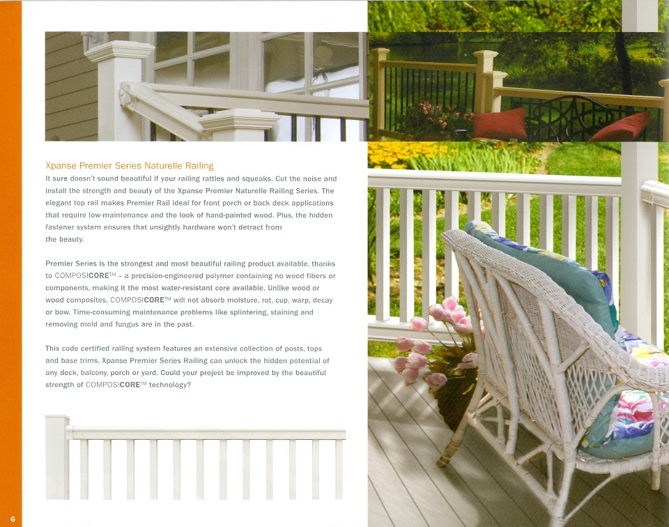 Beckerle lumber - Xpanse Outdoor Living -                             Beckerle Lumber one with Rail...                             click for more info on rail
