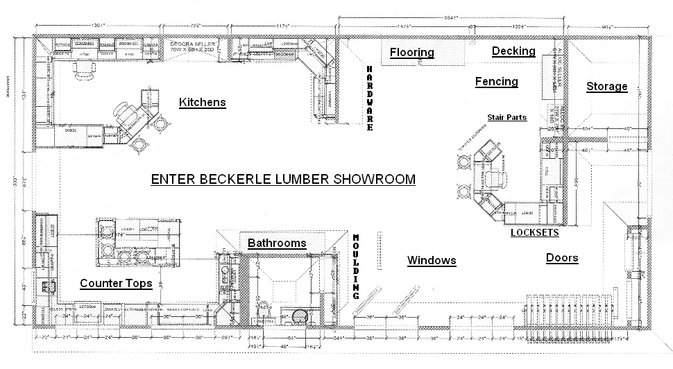 Beckerle Lumber Entry