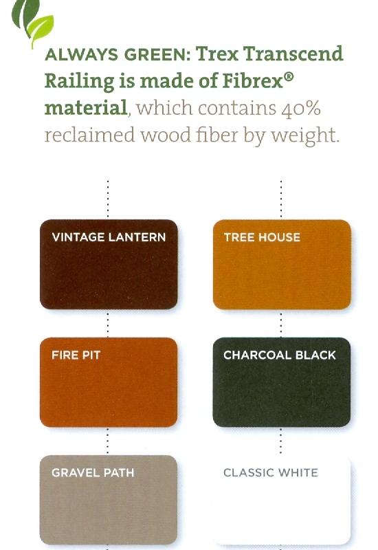Beckerle Lumber - The Lumber ONE TREX TRANSCEND DEALER in