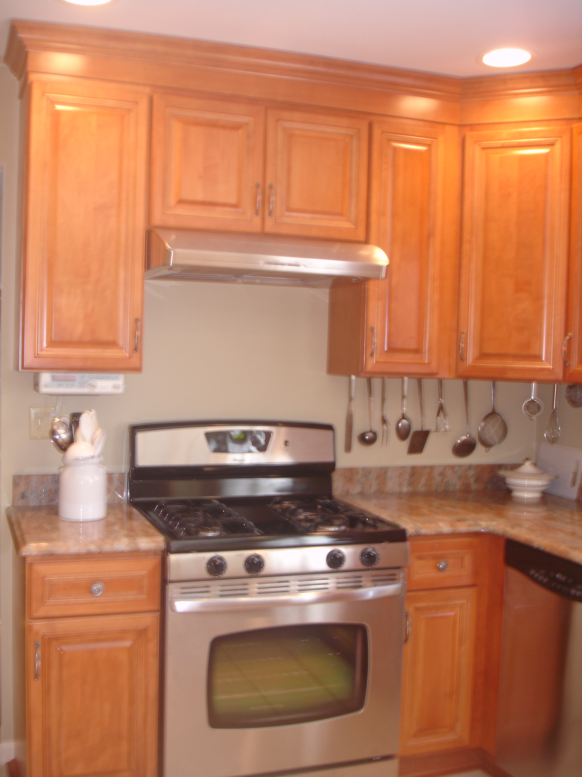 Another Happy Kitchen Customer-May 17 2008