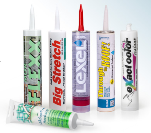 Beckerle lumber stocks Sashco Sealants                     Beckerle lumber one with LEXEL sealants.             Unmistakably the best sealant you'll ever use.             - In stock LEXEL & Bigstretch sealants             click for info on LEXEL sealants